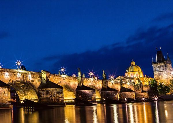 Mit der Stretchlimousine nach Prag